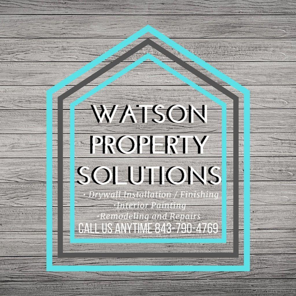 Watson Property Solution