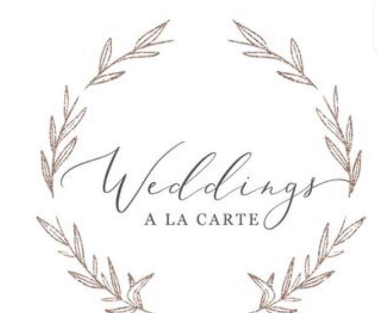 Weddings A La Carte