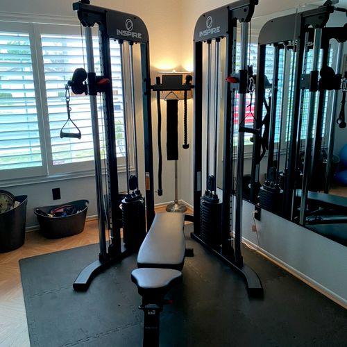 Inspire Exercise Equipment