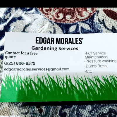 Avatar for Edgar's maintenance