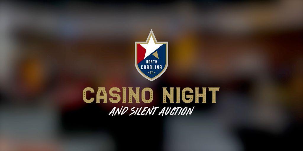 NCFC Youth Casino Night