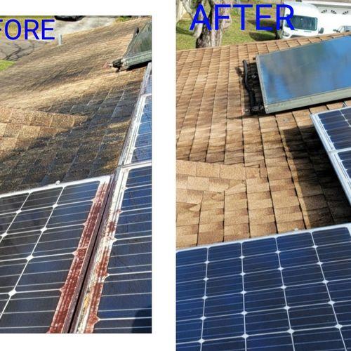 Dramatic Roof Transformation