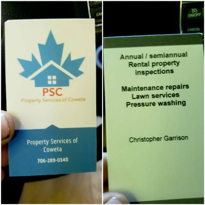 Avatar for Property Services of Coweta