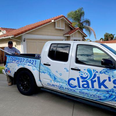 Avatar for Clarks Custom Pool Service