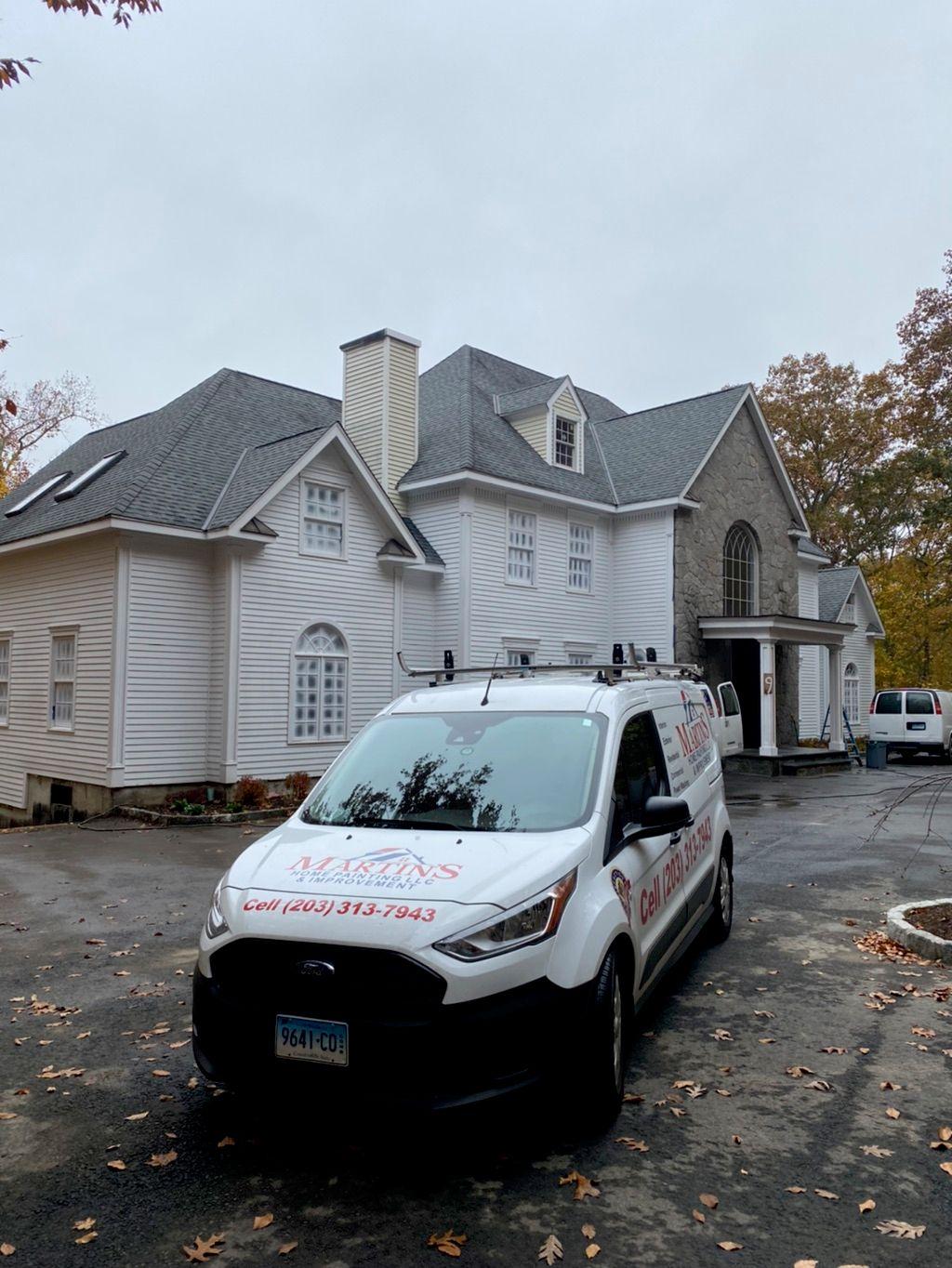 Martins Home Painting LLC