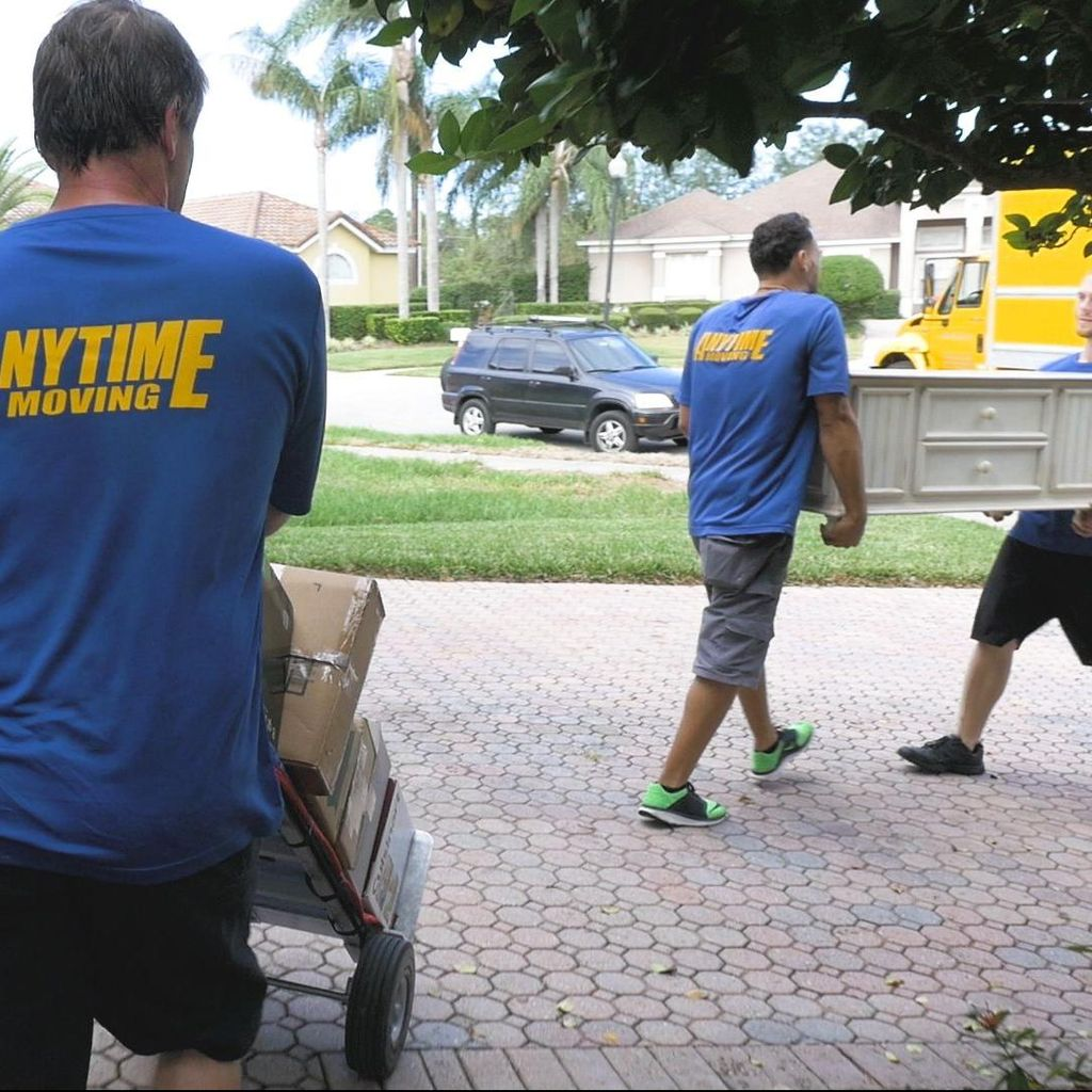 Anytime Delivery & Moving
