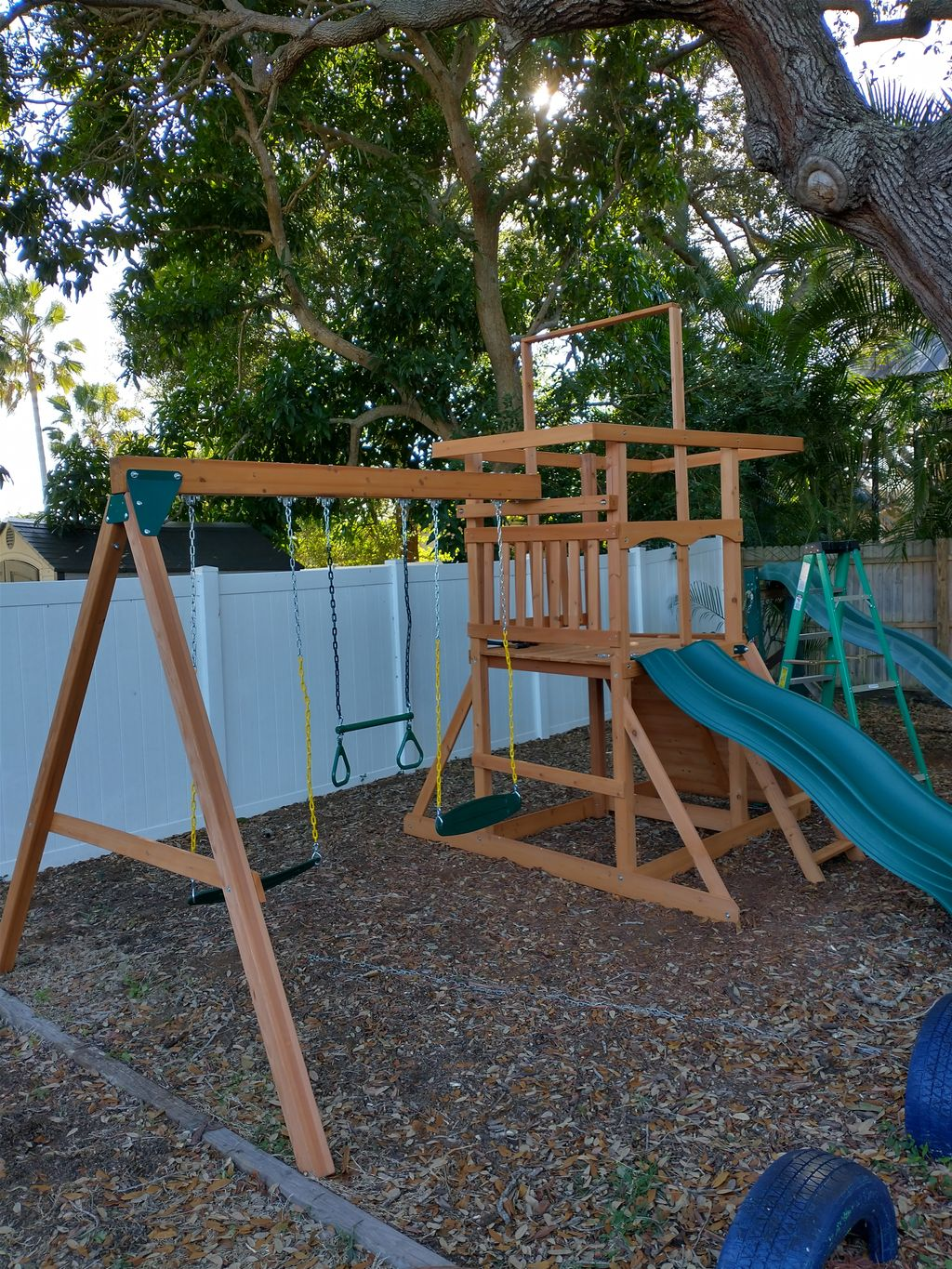 Playset Assembly