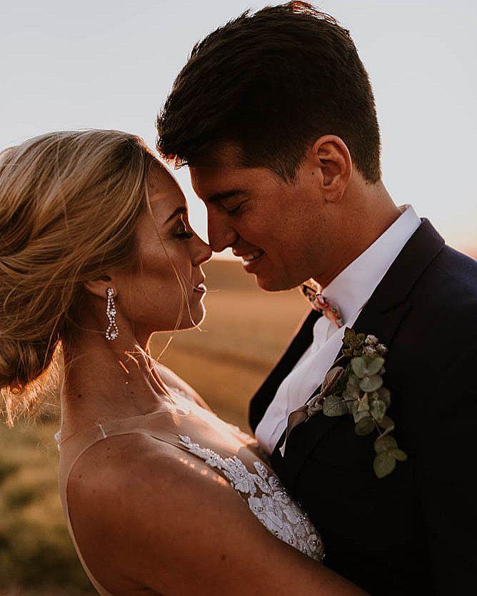 Megan & Brad Wedding