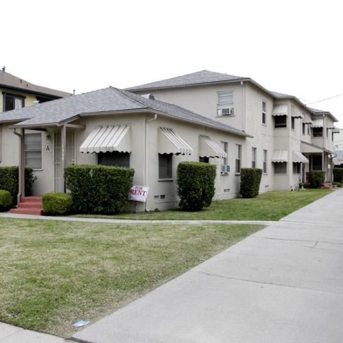 5 Units Apartment - San Gabriel
