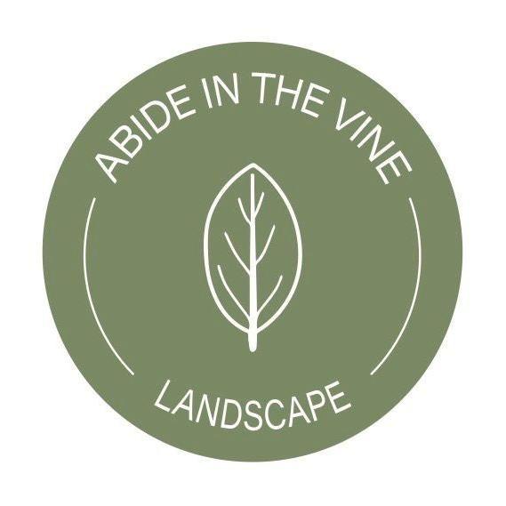 Abide in The Vine Landscape