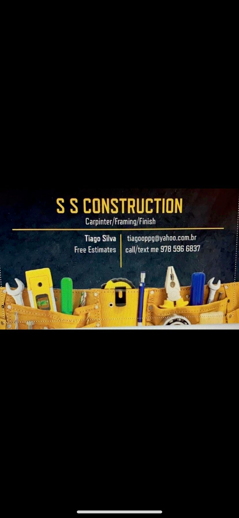 S.S. CONSTRUCTION