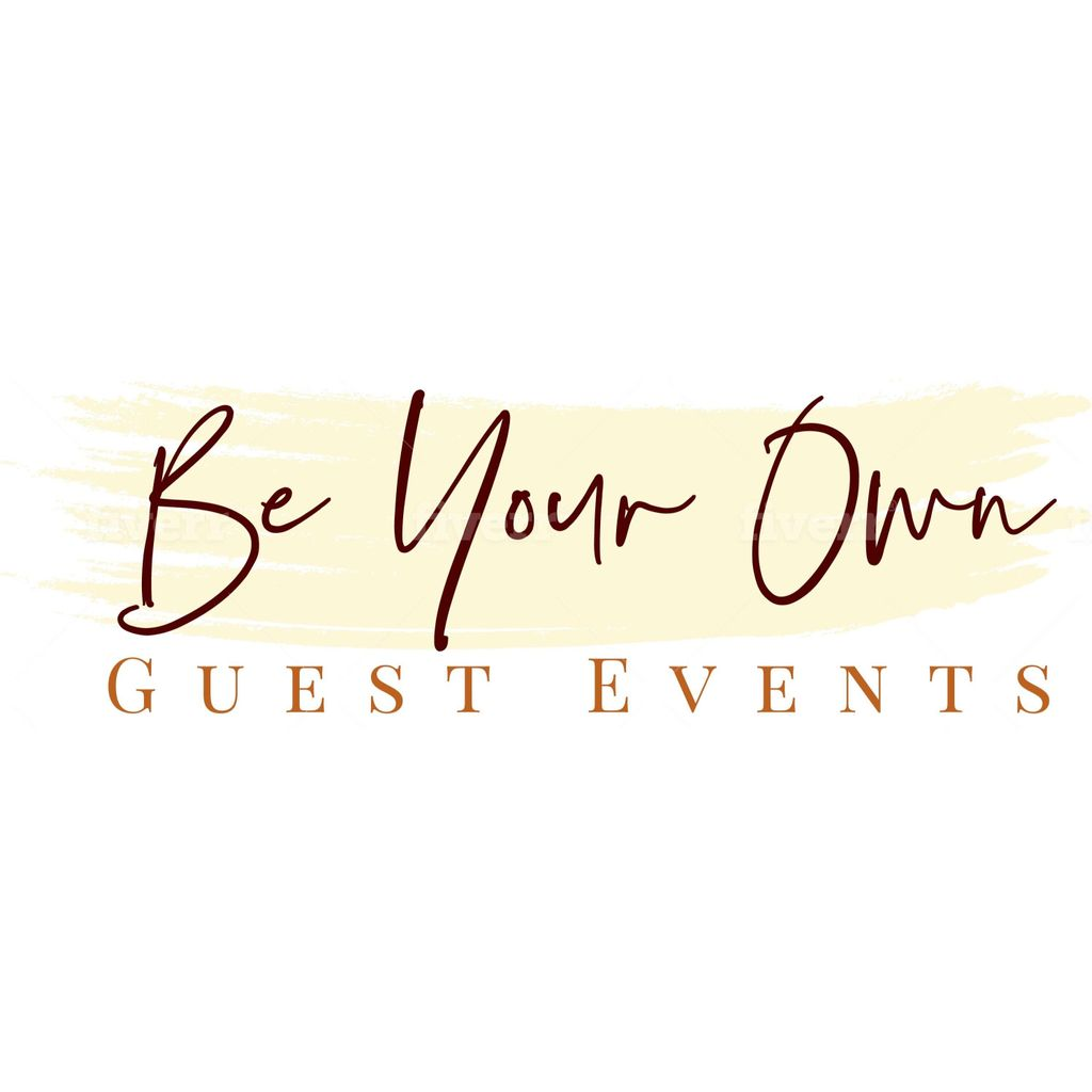 Be Your Own Guest Events (BYOG Events)