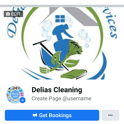 Avatar for Delia's cleaning