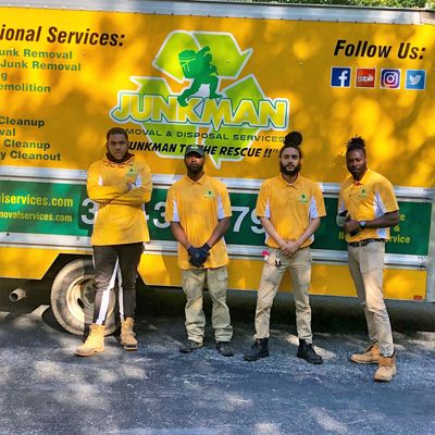 Avatar for JUNKMAN REMOVAL & DISPOSAL SERVICES