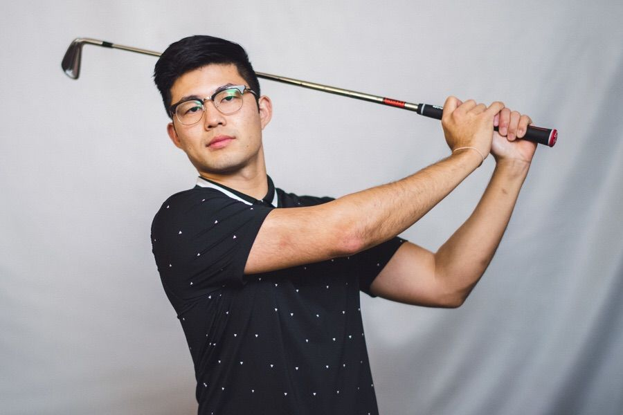 Andrew Chung Golf