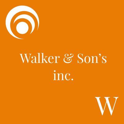 Avatar for Walker & Son's