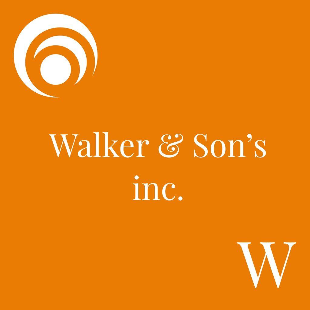 Walker & Son's