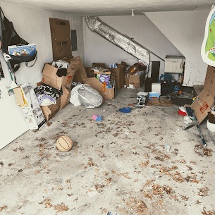 Garage cleanout!