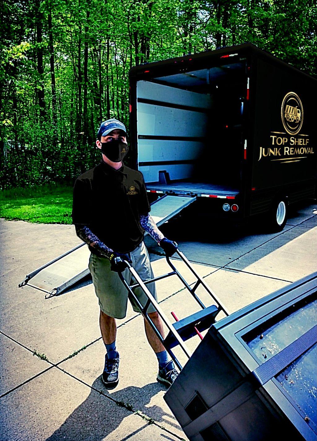 Top Shelf Junk Removal, LLC
