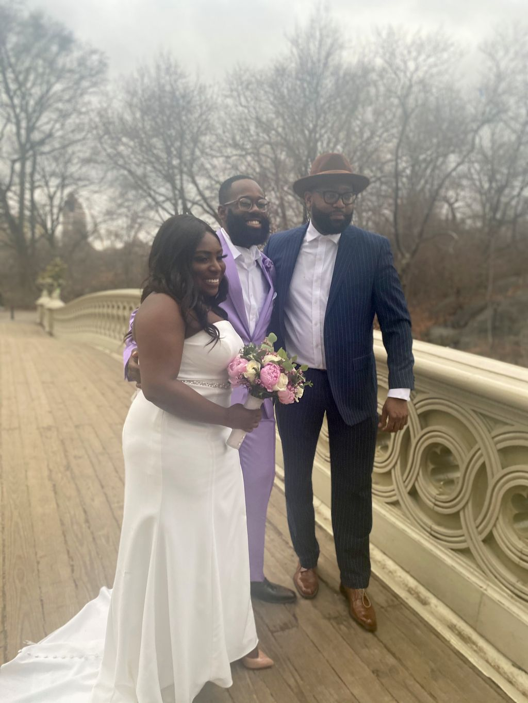 Wedding Officiant - Bronx 2021