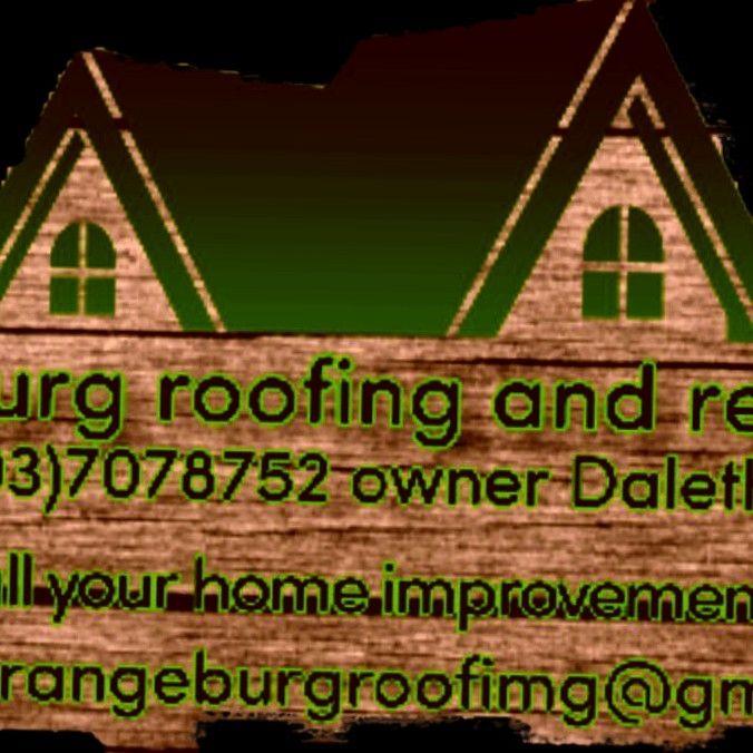 ORANGEBURG ROOFING&REMODELING LLC