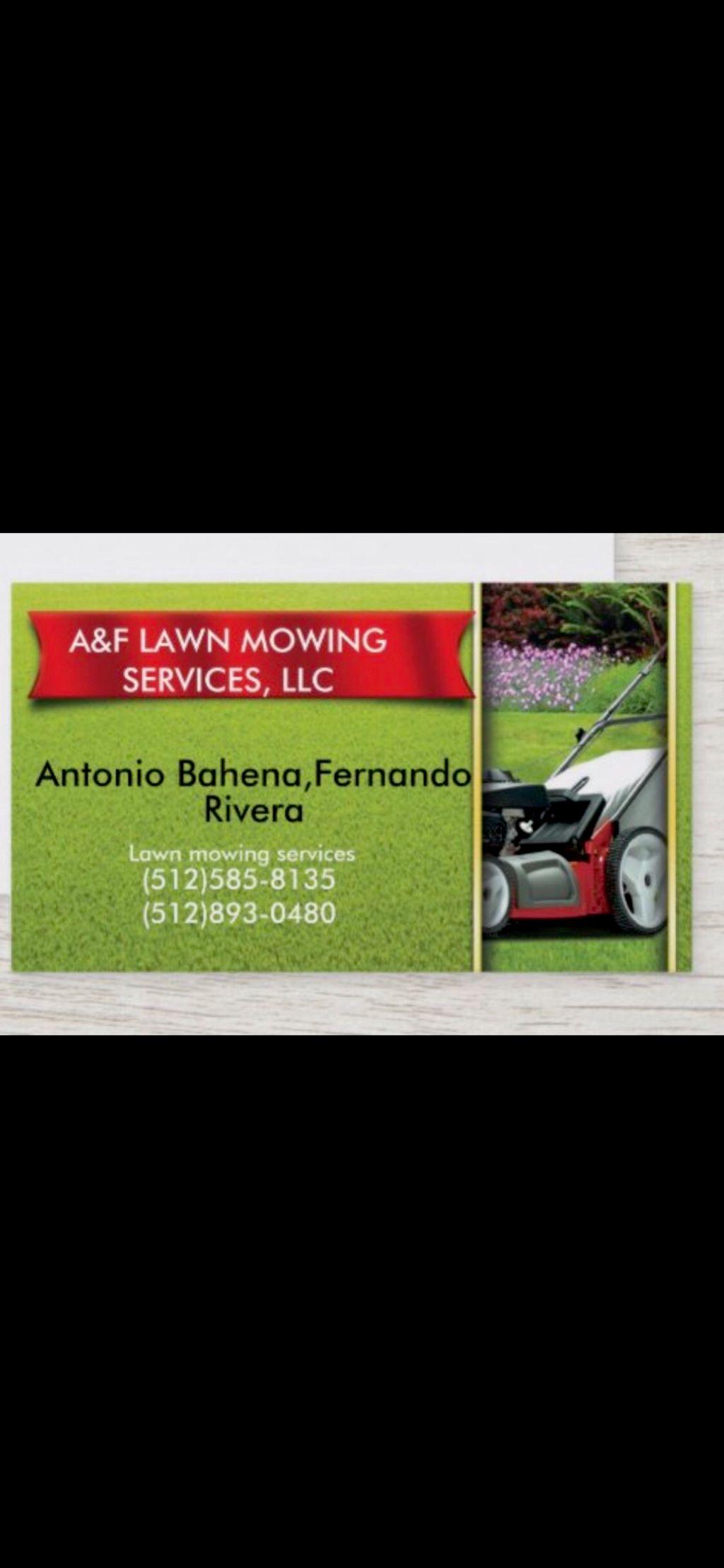 A&F Lawn Mowing Services, LLC