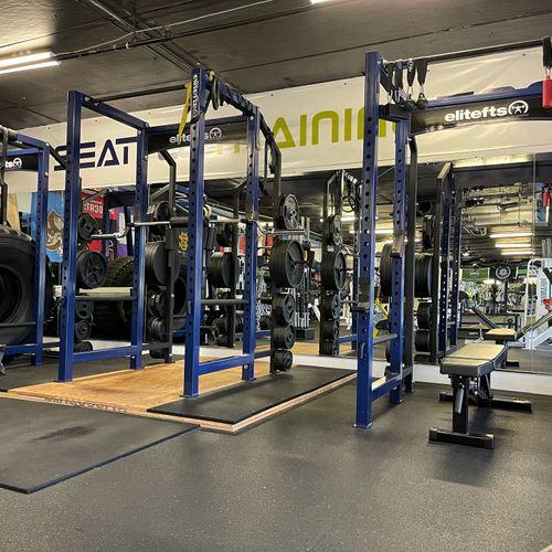 Power Squat racks