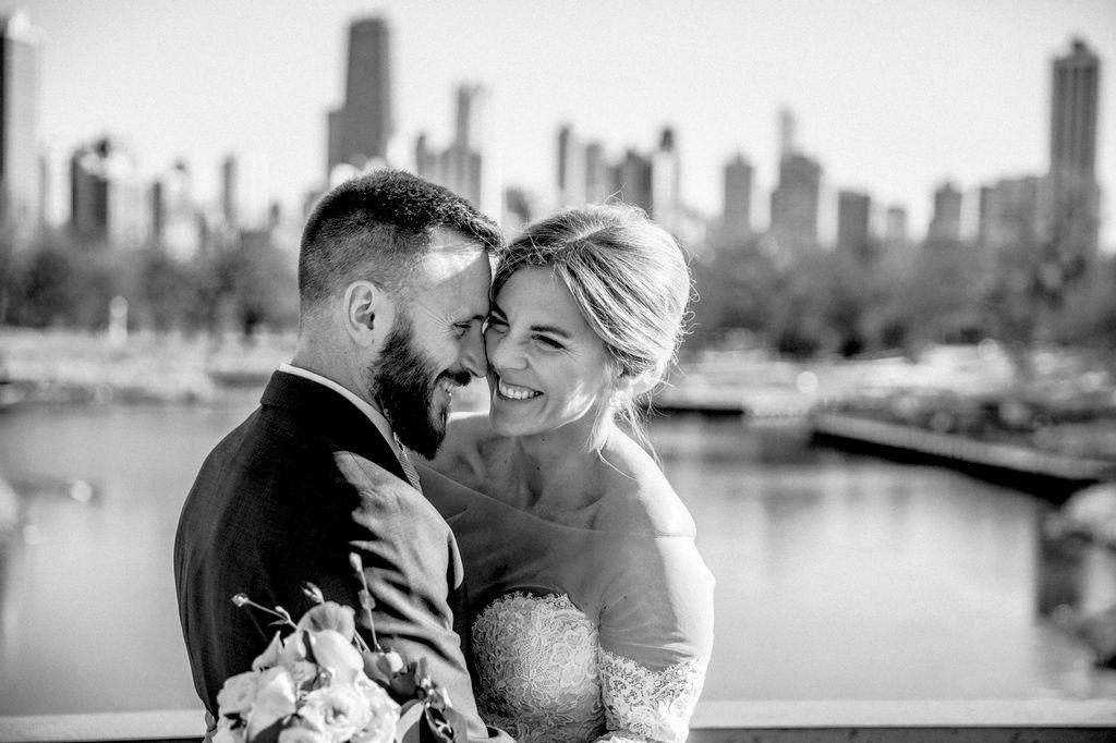 Chicago Brewery Wedding