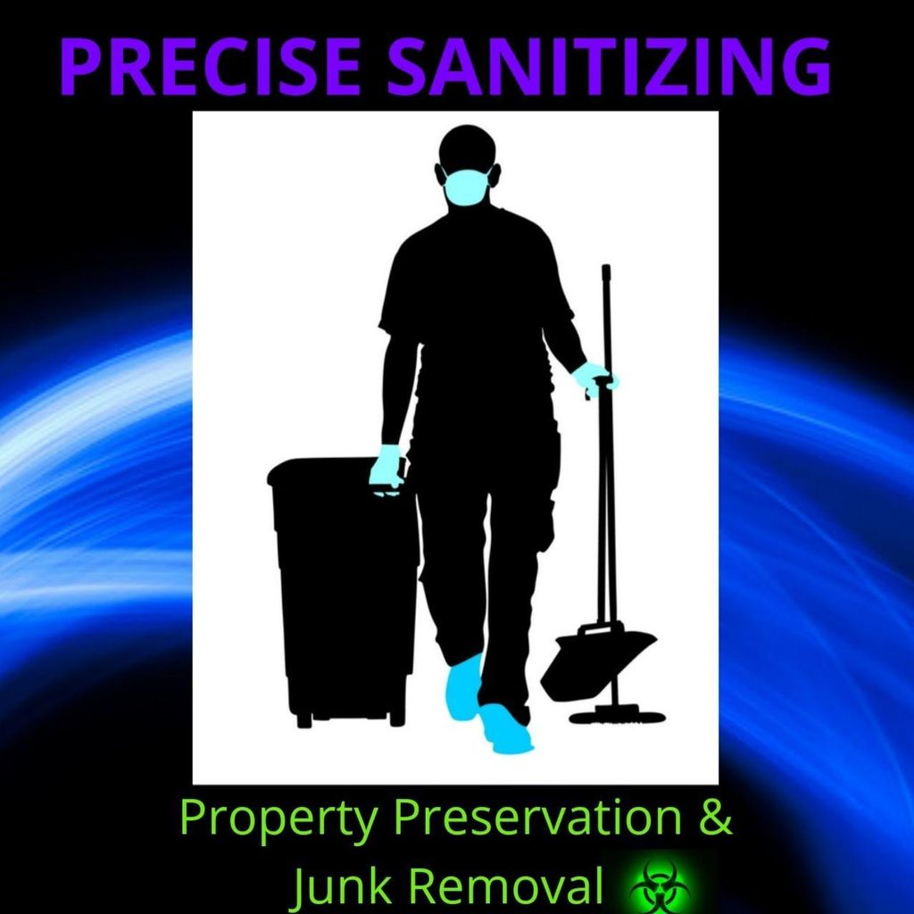 PRECISE SANITIZING, &COMMERCIAL CLEANING SERVICES