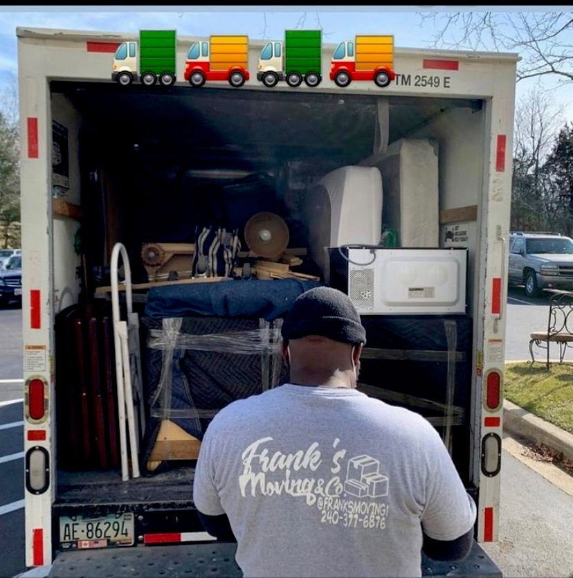 Franks Moving&Co