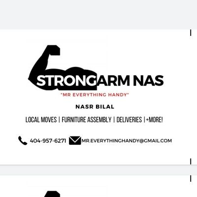 Avatar for Strongarm Nas