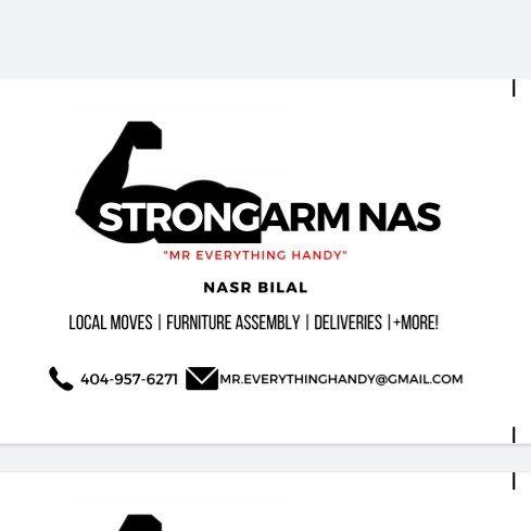Strongarm Nas