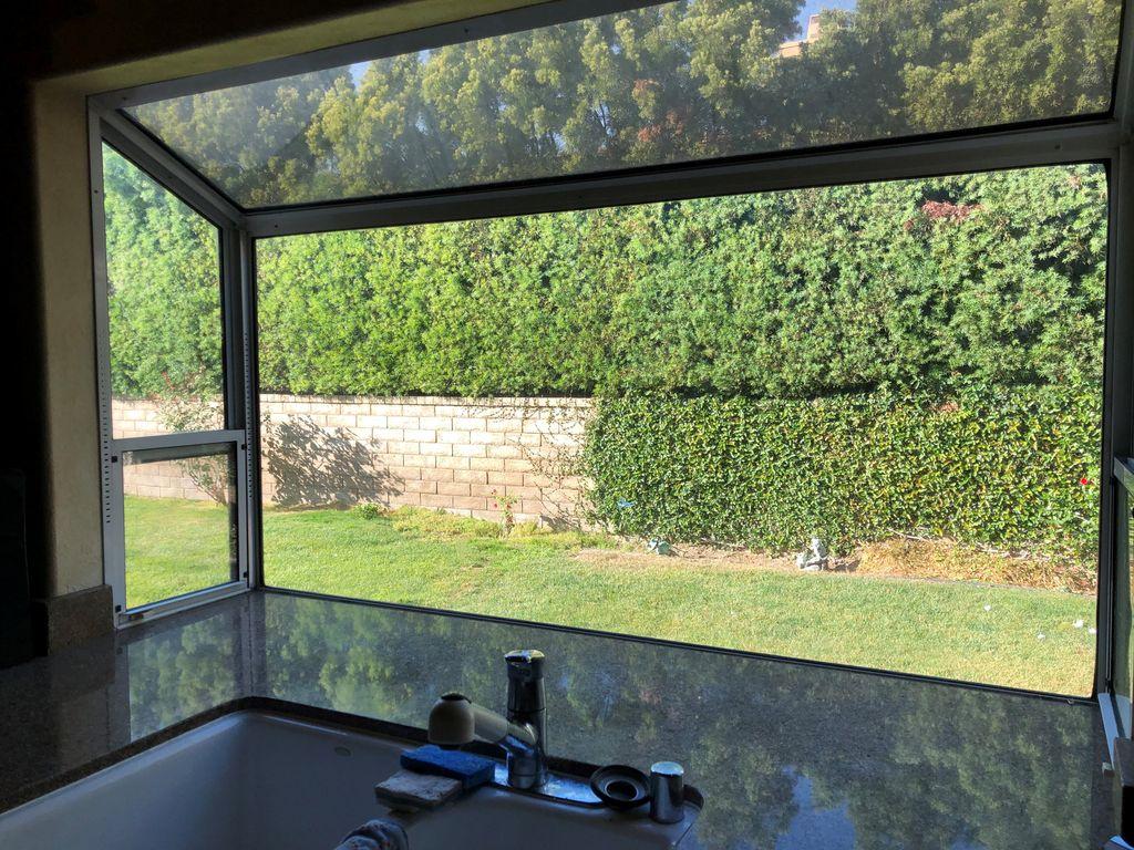 Garden Window Film