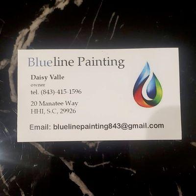 Avatar for Blueline Painting