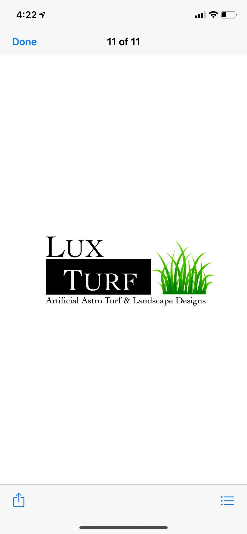Lux Turf