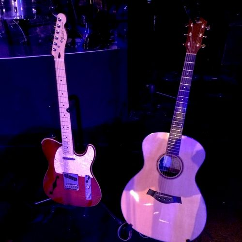 Tele and Taylor