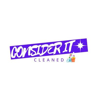 Avatar for Consider it Cleaned, LLC