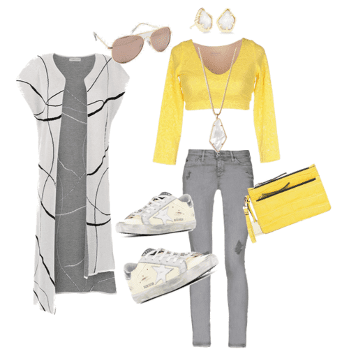 Casual Look *Colors of the year*