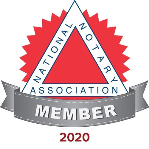 Member of the National Notary Association