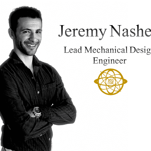 Meet our Lead Mechanical Design Engineer, Jeremy Nashed