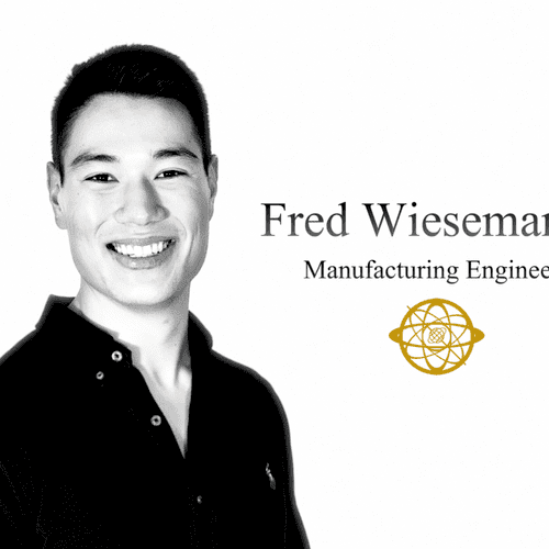 Meet our Manufacturing Engineer, Fred Wiesemann