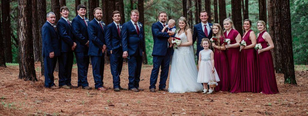 CHICKASAW HILLS- FORMAL WEDDING