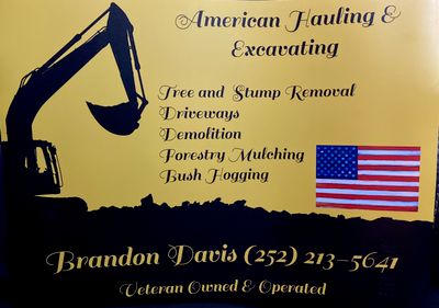 Avatar for American Hauling & Excavating