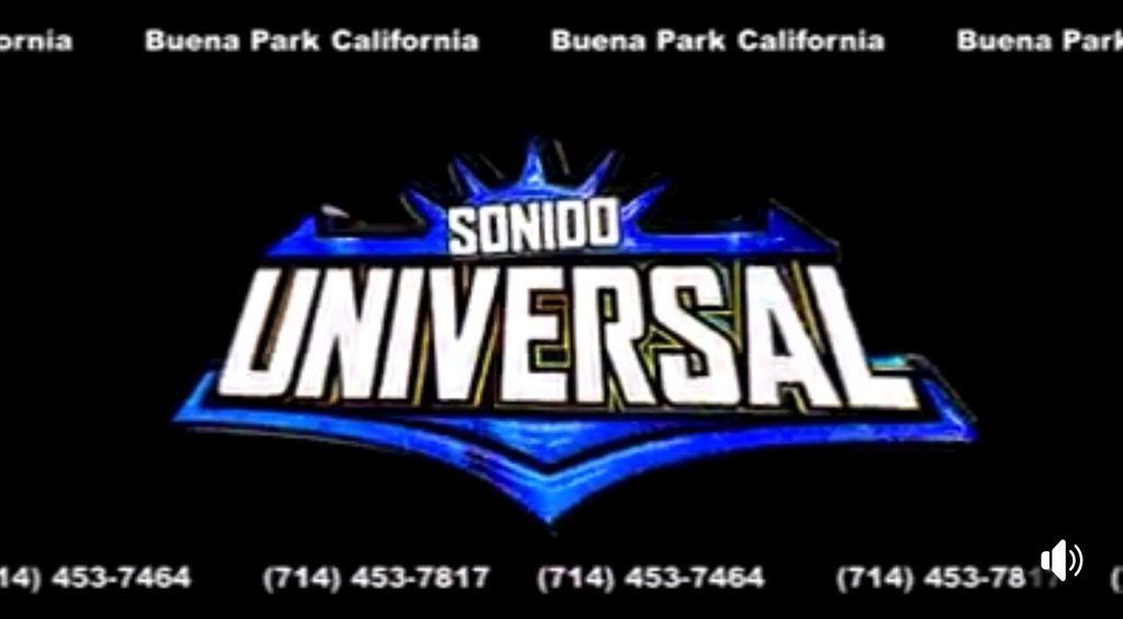 Sonido Universal Spanish & English music videos