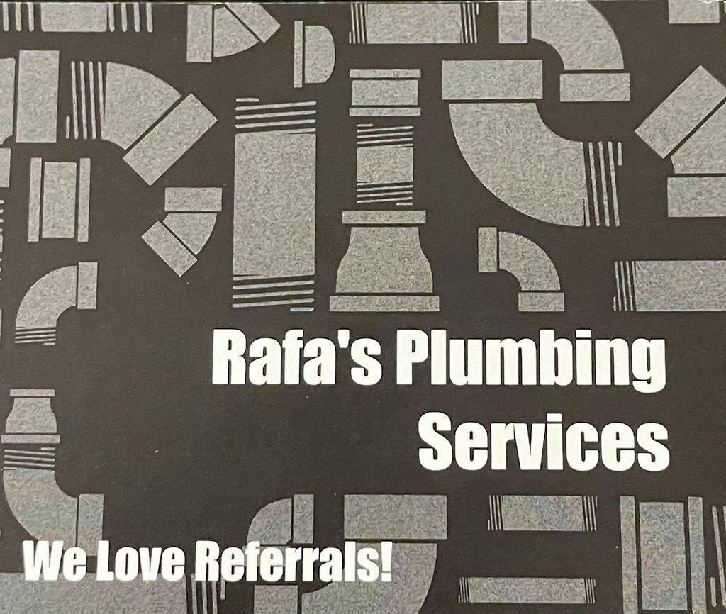 Rafa's Plumbing services