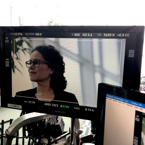 On the monitor for the BDO commercial