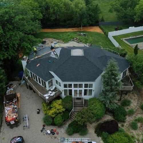 Westport after Roof Replacement