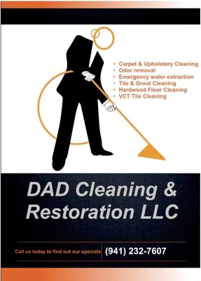Avatar for Dad cleaning and restoration llc