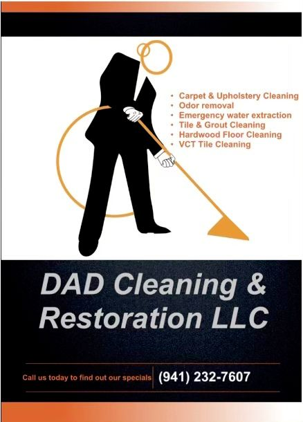 Dad cleaning and restoration llc