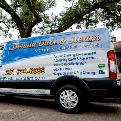 Donald Duct & Steam Cleaning, Inc.